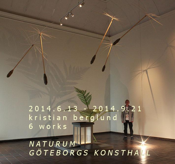 Kristian Berglund @ Göteborgs Konsthall